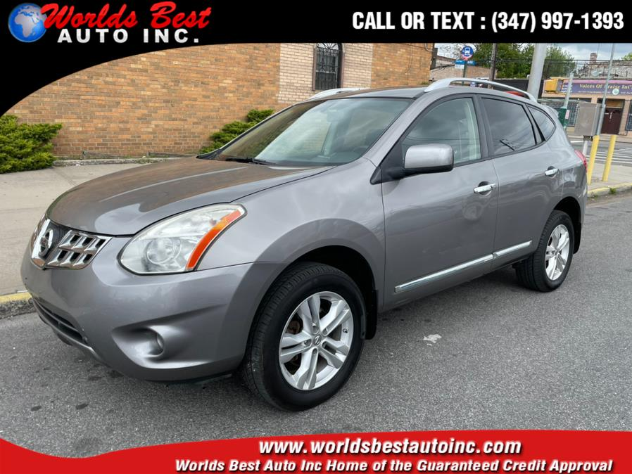 Used Nissan Rogue AWD 4dr SV 2013