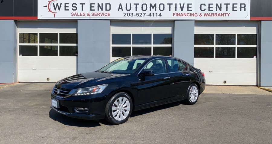 Used 2013 Honda Accord Sdn in Waterbury, Connecticut | West End Automotive Center. Waterbury, Connecticut