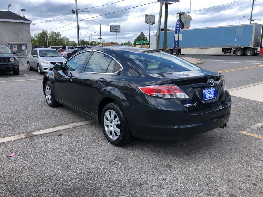 Used Mazda Mazda6 4dr Sdn Auto i Sport 2012   Route 46 Auto Sales Inc. Lodi, New Jersey