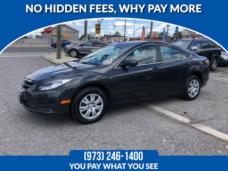 Used 2012 Mazda Mazda6 in Lodi, New Jersey | Route 46 Auto Sales Inc. Lodi, New Jersey