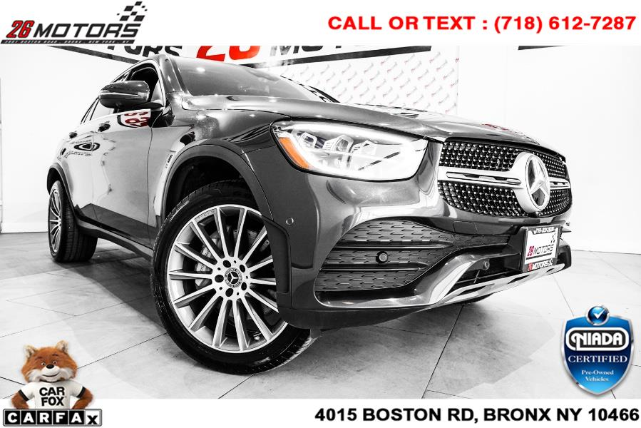 Used 2020 Mercedes-Benz GLC in Woodside, New York | 52Motors Corp. Woodside, New York