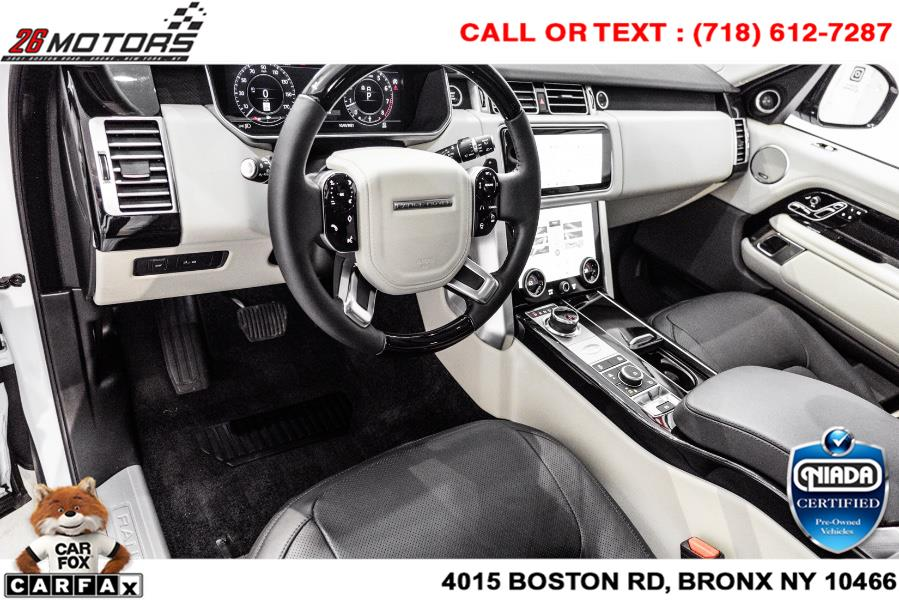 Used 2020 Land Rover Range Rover in Woodside, New York | 52Motors Corp. Woodside, New York