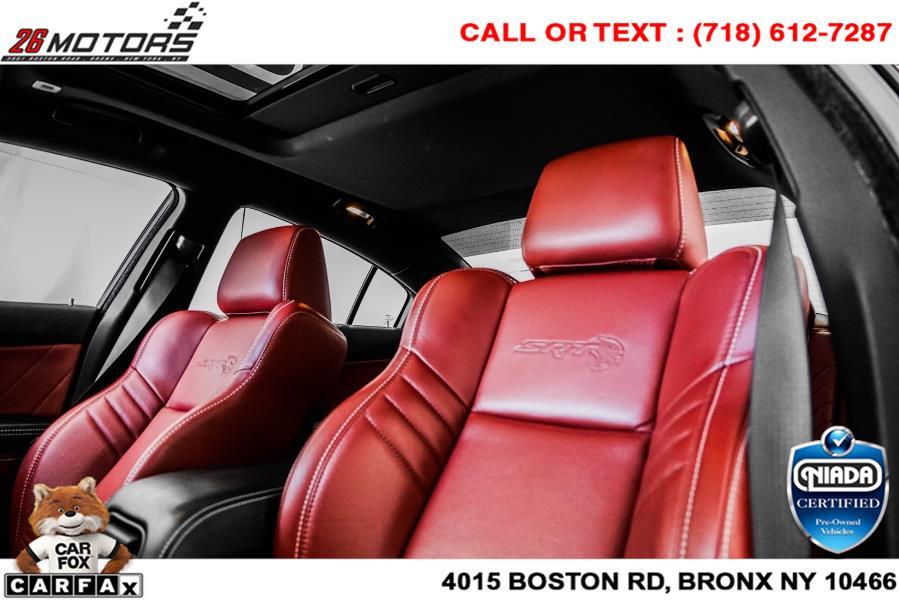 Used Dodge Charger SRT Hellcat RWD 2018   26 Motors Corp. Bronx, New York