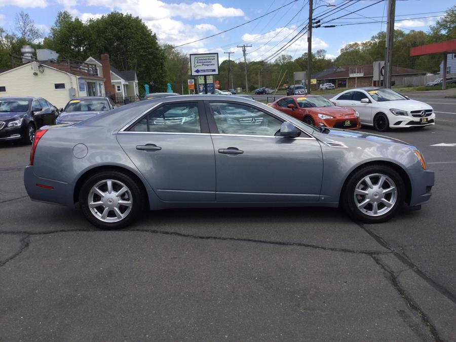 Used Cadillac CTS 4dr Sdn RWD w/1SA 2008 | L&S Automotive LLC. Plantsville, Connecticut