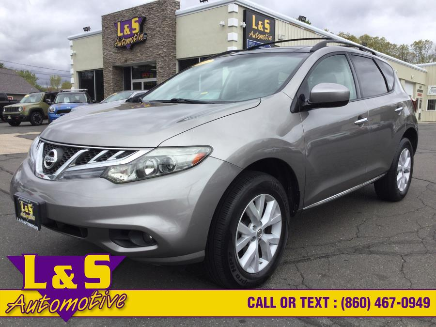 Used 2011 Nissan Murano in Plantsville, Connecticut | L&S Automotive LLC. Plantsville, Connecticut