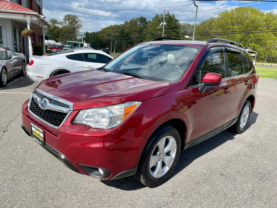 Used Subaru Forester 4dr Auto 2.5i Limited PZEV 2014   Mike And Tony Auto Sales, Inc. South Windsor, Connecticut