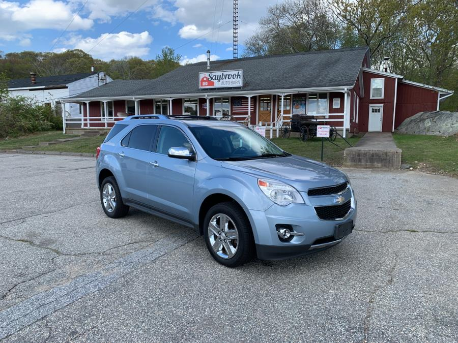 Used 2014 Chevrolet Equinox in Old Saybrook, Connecticut | Saybrook Auto Barn. Old Saybrook, Connecticut