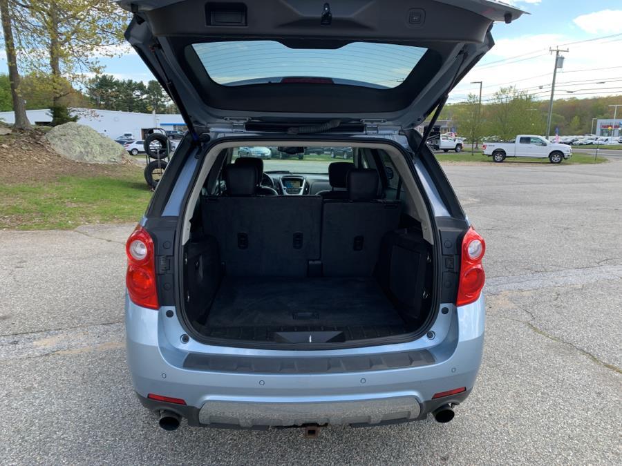 Used Chevrolet Equinox AWD 4dr LTZ 2014 | Saybrook Auto Barn. Old Saybrook, Connecticut