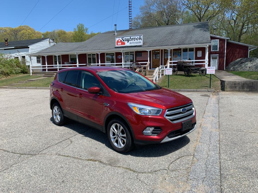 Used 2017 Ford Escape in Old Saybrook, Connecticut | Saybrook Auto Barn. Old Saybrook, Connecticut