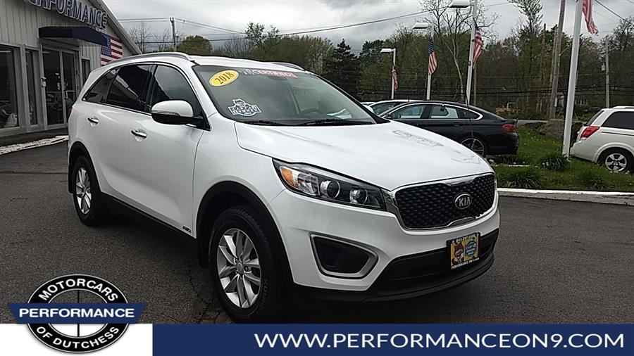 Used 2018 Kia Sorento in Wappingers Falls, New York | Performance Motorcars Inc. Wappingers Falls, New York