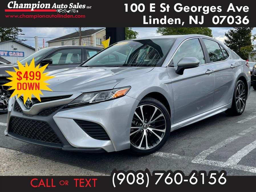 Used 2020 Toyota Camry in Linden, New Jersey | Champion Used Auto Sales. Linden, New Jersey