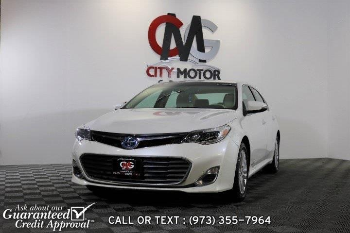 Used 2014 Toyota Avalon Hybrid in Haskell, New Jersey | City Motor Group Inc.. Haskell, New Jersey