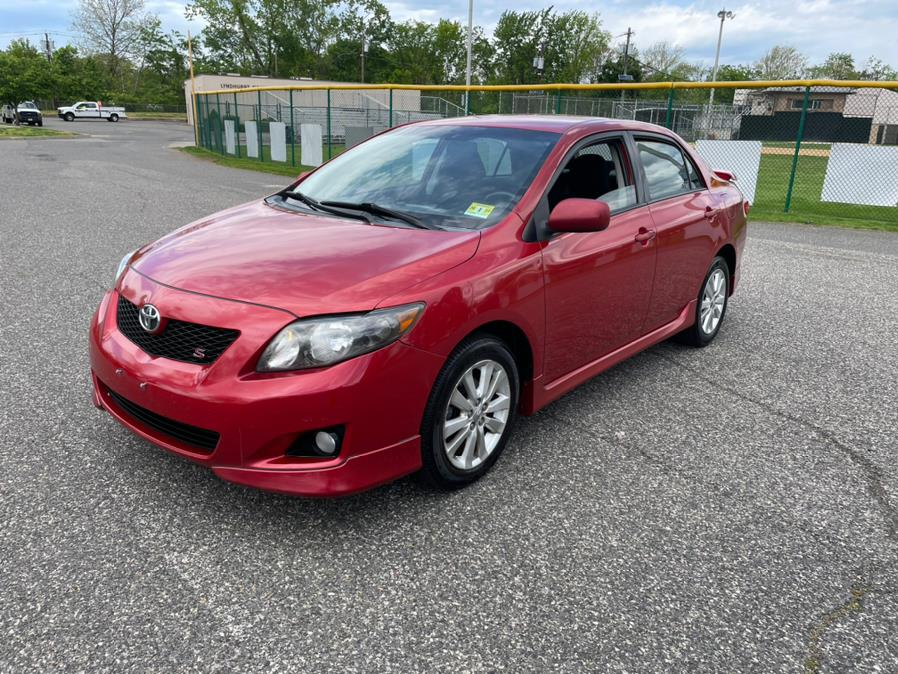 Used Toyota Corolla 4dr Sdn Auto S (Natl) 2010 | Cars With Deals. Lyndhurst, New Jersey