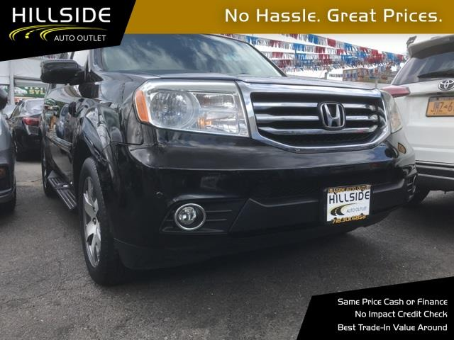 Used Honda Pilot Touring 2014 | Hillside Auto Outlet. Jamaica, New York
