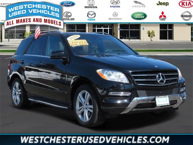 Used 2014 Mercedes-benz M-class in White Plains, New York | Westchester Used Vehicles. White Plains, New York
