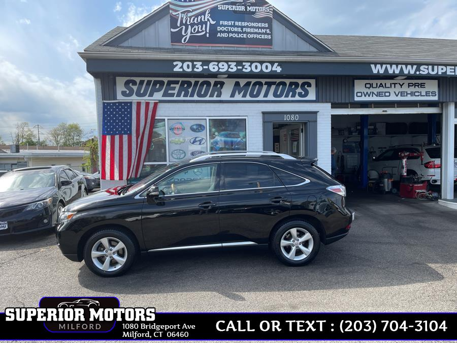 Used 2010 Lexus RX350 RX 350 in Milford, Connecticut | Superior Motors LLC. Milford, Connecticut