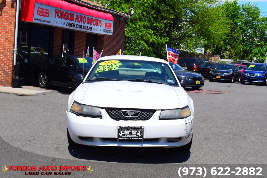 Used Ford Mustang 2dr Cpe Standard 2004 | Foreign Auto Imports. Irvington, New Jersey