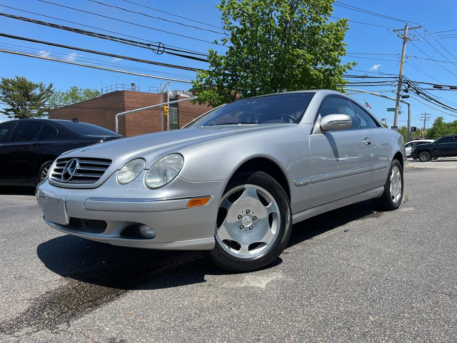 Used 2001 Mercedes-Benz CL-Class in Plainview , New York   Ace Motor Sports Inc. Plainview , New York
