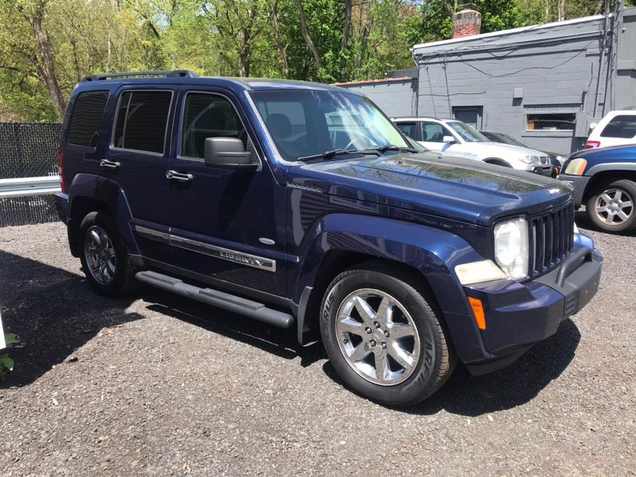 Used Jeep Liberty 4WD 4dr Sport 2012   Auto Drive Sales And Service. Berlin, Connecticut