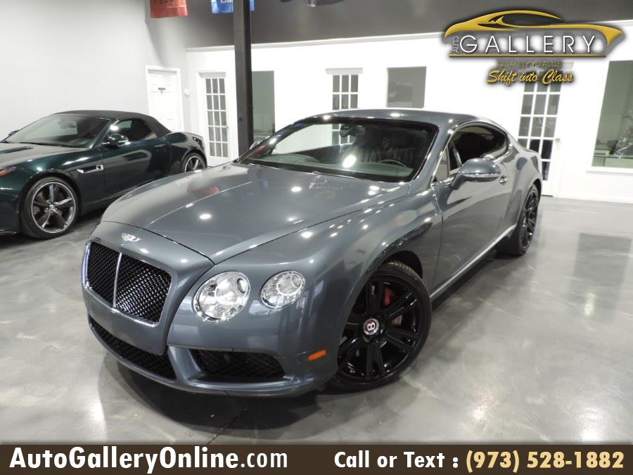 Used 2013 Bentley Continental GT V8 in Lodi, New Jersey | Auto Gallery. Lodi, New Jersey