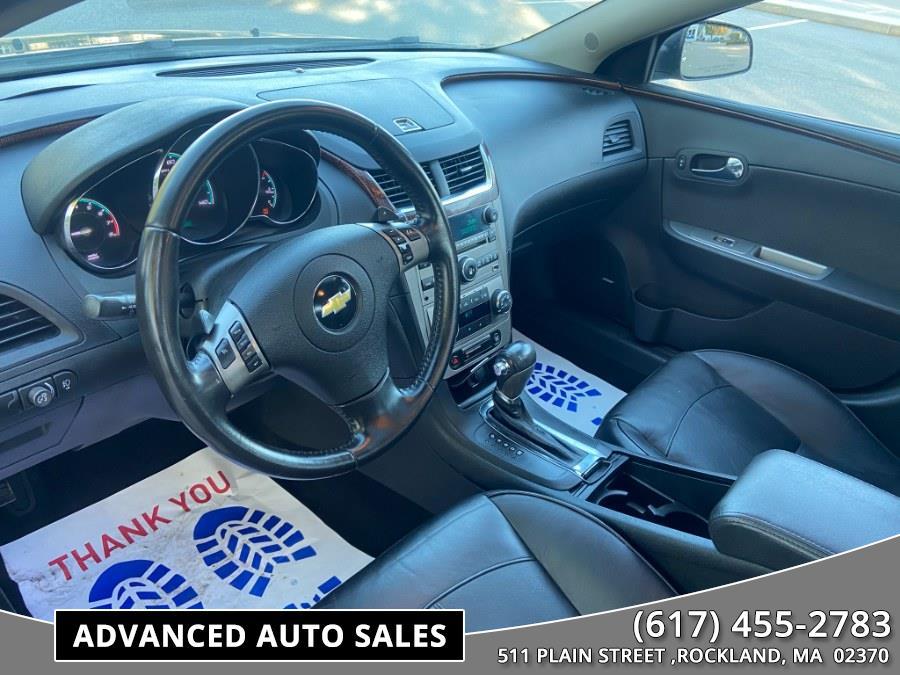 Used Chevrolet Malibu 4dr Sdn LTZ 2010   Advanced Auto Sales. Rockland, Massachusetts