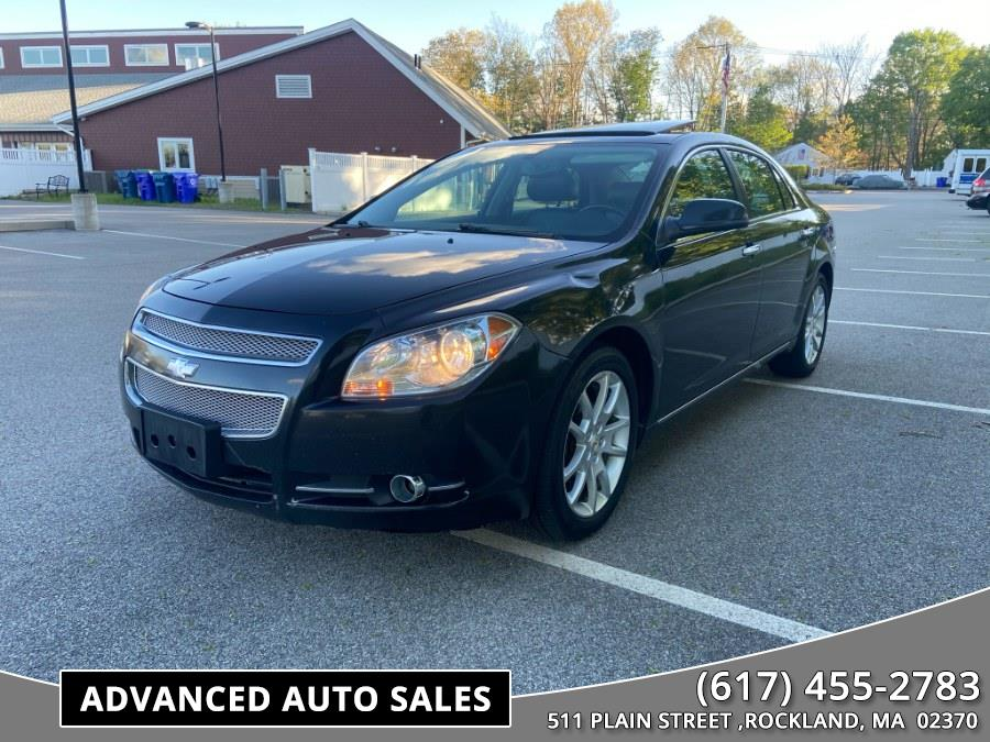 Used 2010 Chevrolet Malibu in Rockland, Massachusetts | Advanced Auto Sales. Rockland, Massachusetts