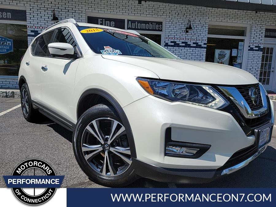 Used 2018 Nissan Rogue in Wilton, Connecticut | Performance Motor Cars. Wilton, Connecticut
