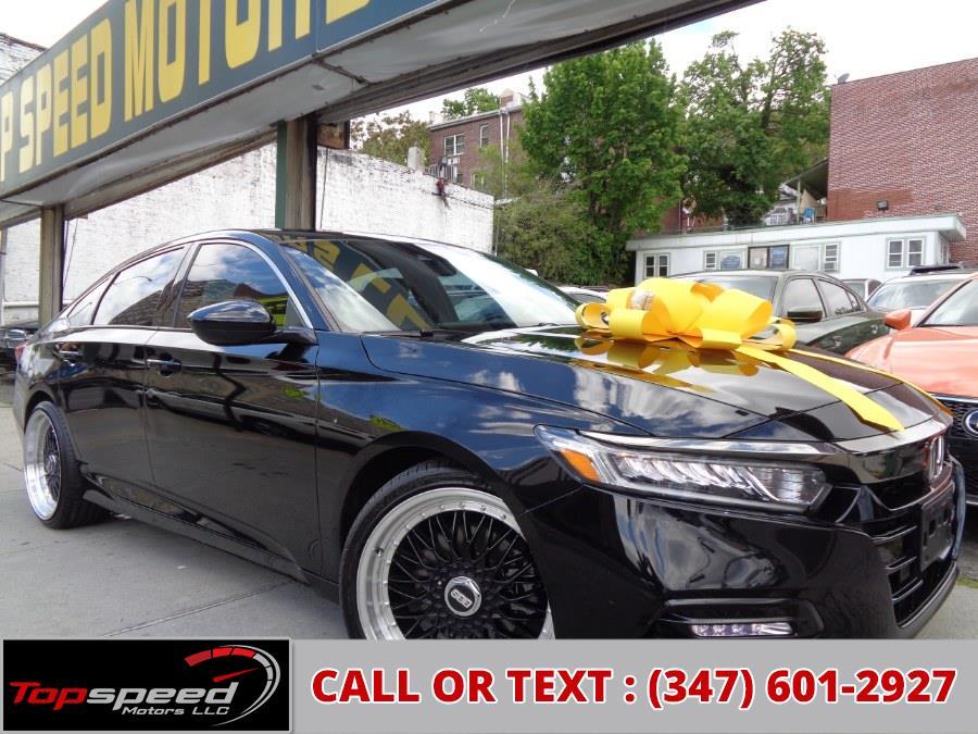 Used Honda Accord Sedan Sport 2018   Top Speed Motors LLC. Jamaica, New York