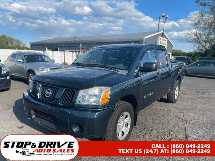 Used 2007 Nissan Titan in East Windsor, Connecticut | Stop & Drive Auto Sales. East Windsor, Connecticut