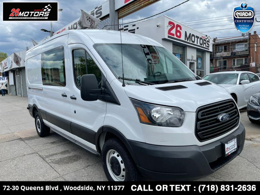 Used 2019 Ford Transit Van in Woodside, New York | 26 Motors Queens. Woodside, New York