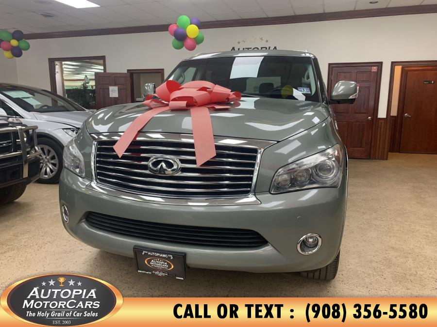 Used 2011 Infiniti QX56 in Union, New Jersey | Autopia Motorcars Inc. Union, New Jersey