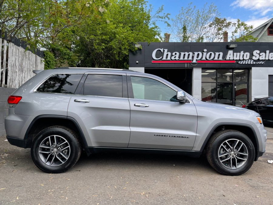 Used Jeep Grand Cherokee Limited 4x4 2018 | Champion Auto Sales. Hillside, New Jersey