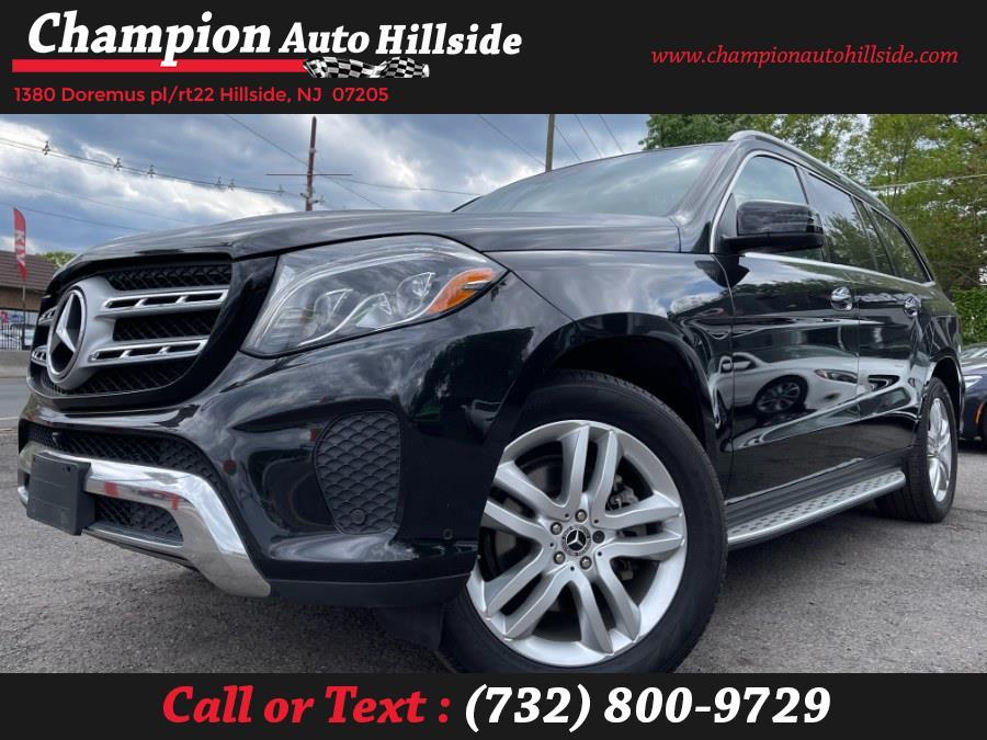Used 2018 Mercedes-Benz GLS in Hillside, New Jersey | Champion Auto Sales. Hillside, New Jersey