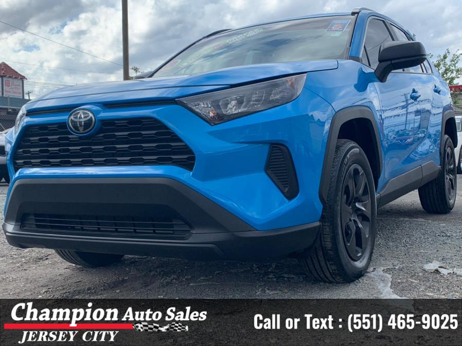 Used 2019 Toyota RAV4 in Jersey City, New Jersey | Champion Auto Sales. Jersey City, New Jersey