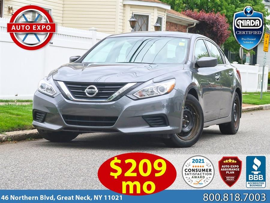Used 2018 Nissan Altima in Great Neck, New York | Auto Expo Ent Inc.. Great Neck, New York