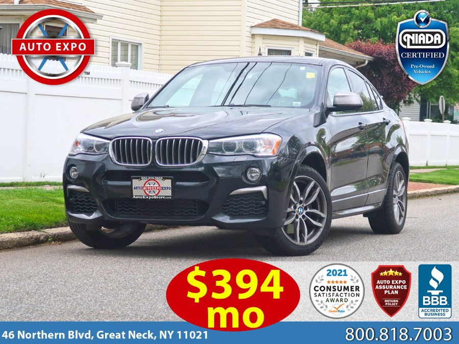 Used 2018 BMW X4 in Great Neck, New York | Auto Expo Ent Inc.. Great Neck, New York