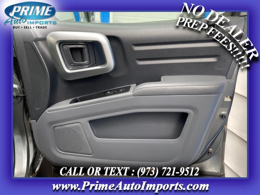 Used Honda Ridgeline 4WD Crew Cab RTL w/Leather 2007 | Prime Auto Imports. Bloomingdale, New Jersey