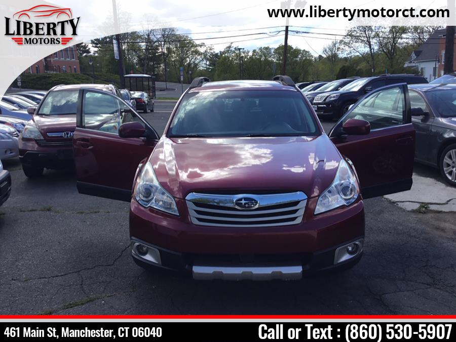 Used Subaru Outback 4dr Wgn H4 Auto 2.5i Limited 2012   Liberty Motors. Manchester, Connecticut