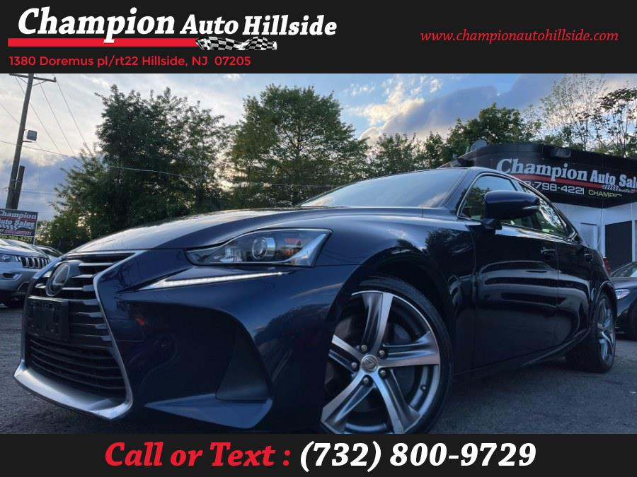 Used 2017 Lexus IS in Hillside, New Jersey   Champion Auto Hillside. Hillside, New Jersey