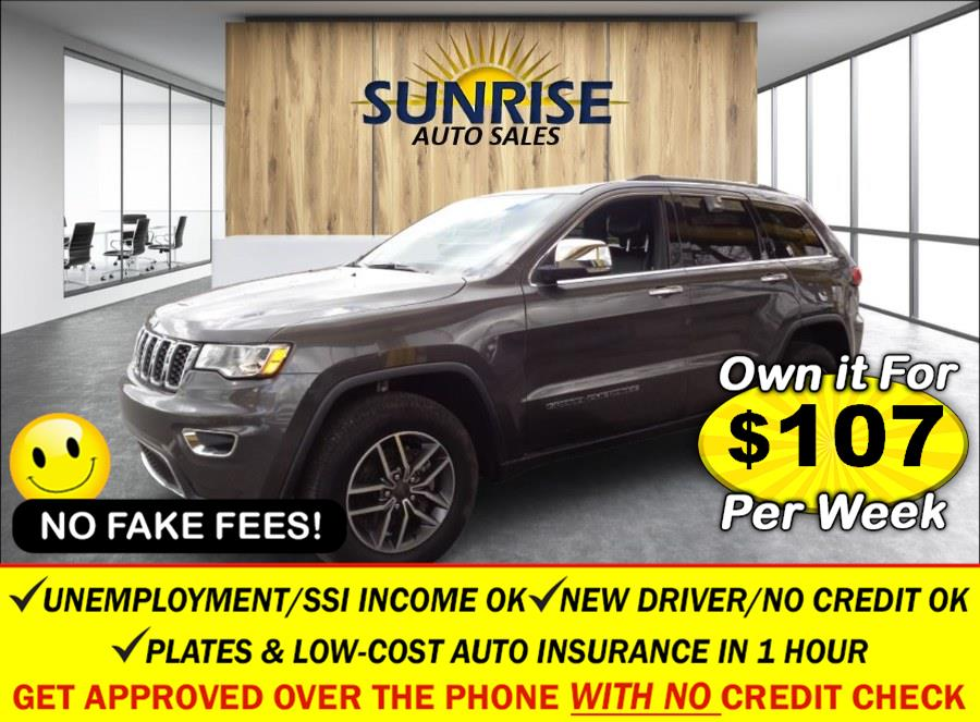 Used Jeep Grand Cherokee Limited 4x4 2019 | Sunrise Auto Sales of Elmont. Elmont, New York