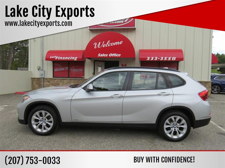 Used BMW X1 xDrive28i AWD 4dr SUV 2014   Lake City Exports Inc. Auburn, Maine