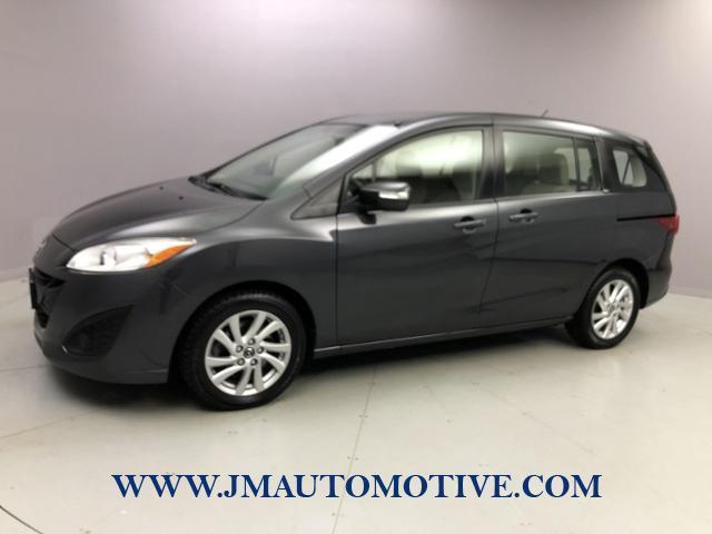 Used 2015 Mazda Mazda5 in Naugatuck, Connecticut | J&M Automotive Sls&Svc LLC. Naugatuck, Connecticut