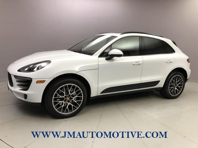 Used 2018 Porsche Macan in Naugatuck, Connecticut   J&M Automotive Sls&Svc LLC. Naugatuck, Connecticut