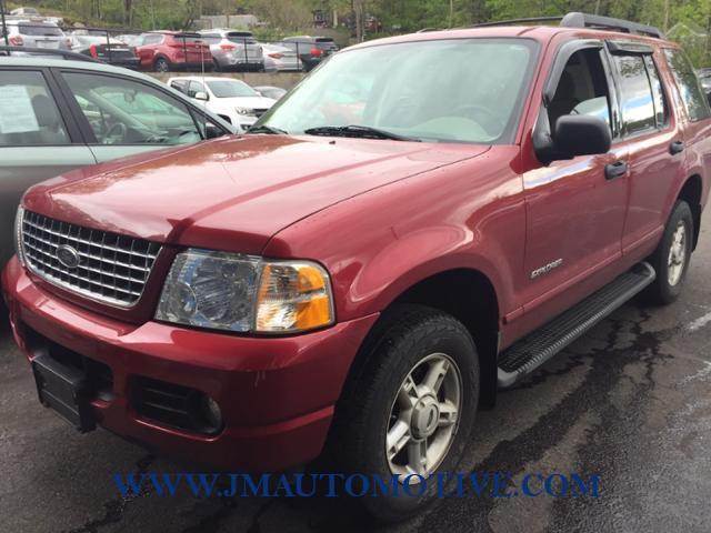 Used Ford Explorer 4dr 114 WB 4.0L XLT 4WD 2005 | J&M Automotive Sls&Svc LLC. Naugatuck, Connecticut