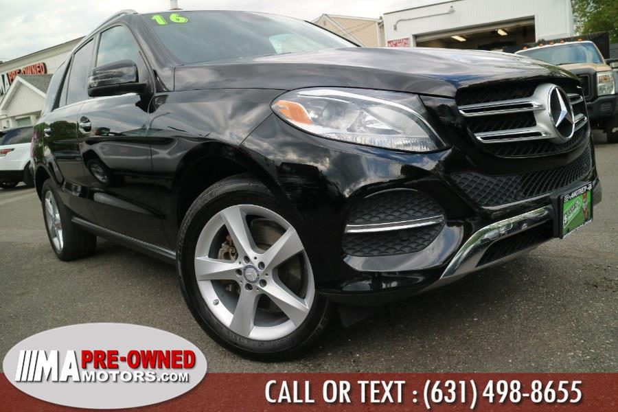 Used Mercedes-Benz GLE 4MATIC 4dr GLE 350 2016 | M & A Motors. Huntington, New York
