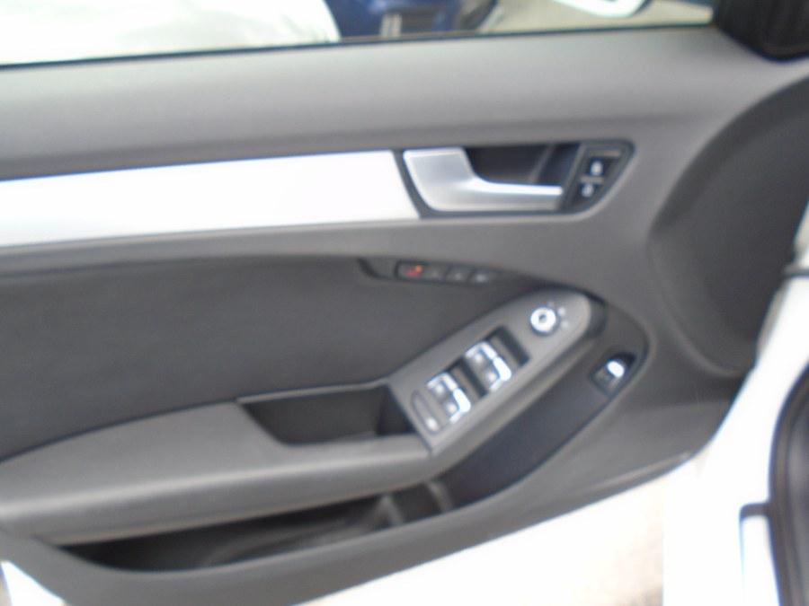 Used Audi A4 4dr Sdn Auto quattro 2.0T Premium Plus 2013 | Jim Juliani Motors. Waterbury, Connecticut