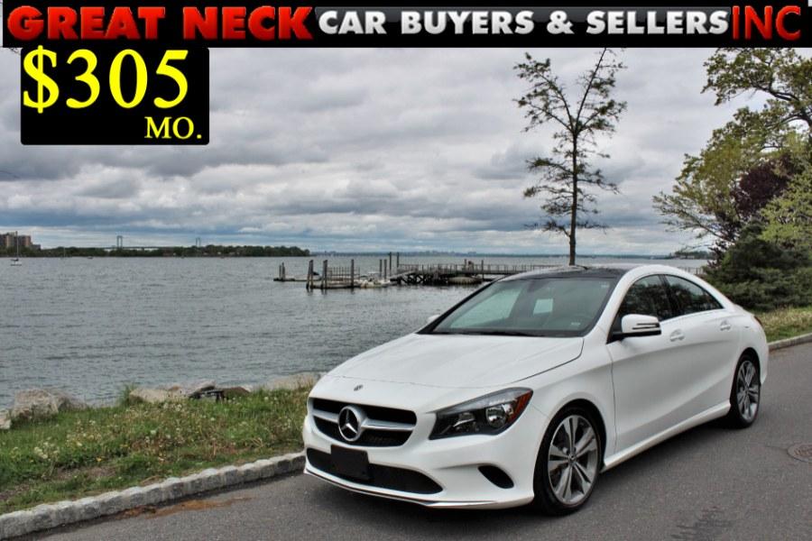 Used Mercedes-Benz CLA CLA 250 4MATIC 2018