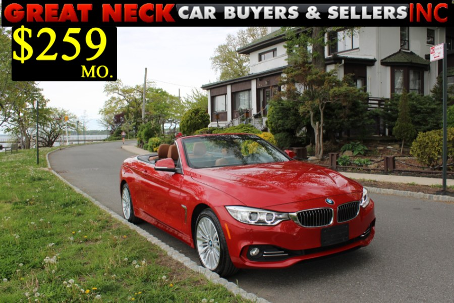 Used BMW 4 Series 2dr Conv 428i xDrive AWD 2014
