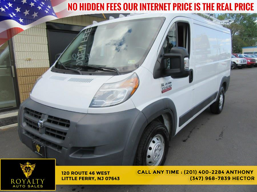 Used 2014 Ram ProMaster Cargo Van in Little Ferry, New Jersey | Royalty Auto Sales. Little Ferry, New Jersey