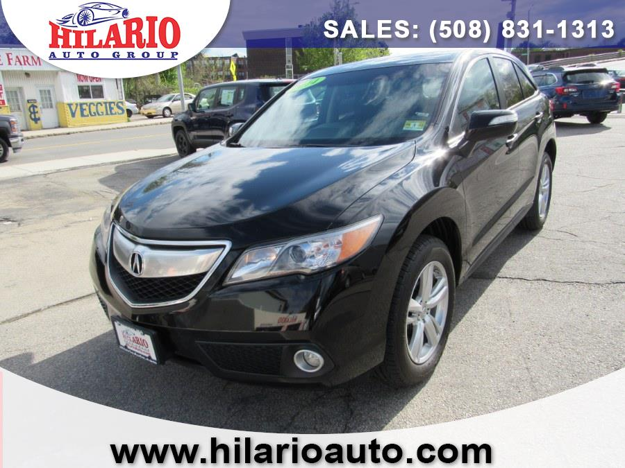 Used 2014 Acura RDX in Worcester, Massachusetts | Hilario's Auto Sales Inc.. Worcester, Massachusetts